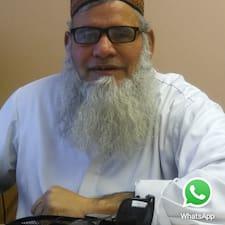 โพรไฟล์ผู้ใช้ Muhammad