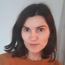 Gebruikersprofiel Andréa