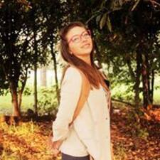 Angie Lorena - Uživatelský profil