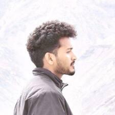 Kishore felhasználói profilja