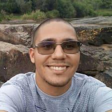 Henkilön Rogério käyttäjäprofiili