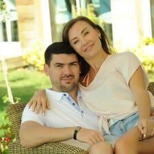 Anastassiya And Pavel Brukerprofil