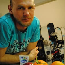 Профіль користувача Alexey