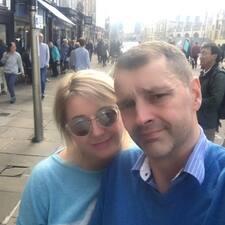 Profilo utente di Claire & Gareth