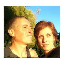 Perfil do utilizador de Pierre-Yves Et Agnès