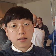 Henkilön Taewon käyttäjäprofiili