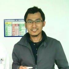 Profil Pengguna Muhammad Asyraf
