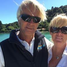 Deborah & Phil felhasználói profilja