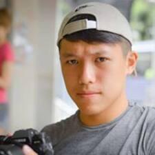 Profil utilisateur de Zhiyu