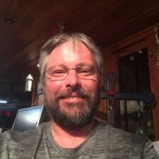 Wesley felhasználói profilja