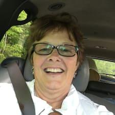 Marsha felhasználói profilja