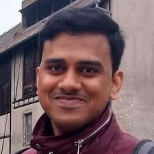 Perfil do utilizador de Sandeep