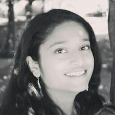 Gebruikersprofiel Priya