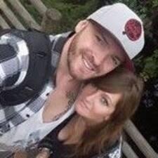 Profil Pengguna Florient & Stephanie