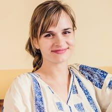 Iulia Maria felhasználói profilja