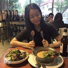 璧欣 felhasználói profilja