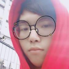 昱均 User Profile