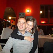 Iara & Pedro - Uživatelský profil
