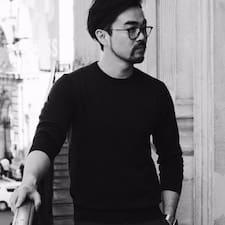 Hajime felhasználói profilja
