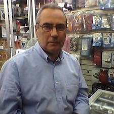 Arnoldo Gustavo的用戶個人資料