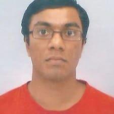 Profil utilisateur de Kanishka