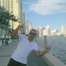 Profil Pengguna Luis Fernando