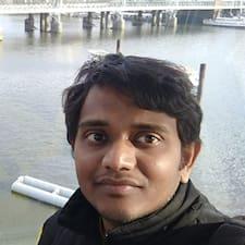 Nutzerprofil von Deepak Prabhu