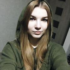 Gebruikersprofiel Kristina