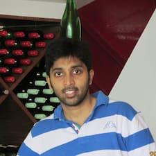 Gebruikersprofiel Sanjit