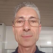 Perfil do utilizador de Domenico