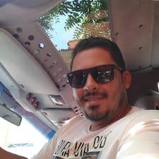 Luiz felhasználói profilja