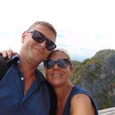 Profil utilisateur de Paul  & Marta
