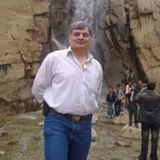 Navid User Profile