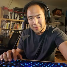 Kevin的用戶個人資料