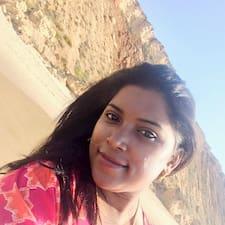 Profil Pengguna Jacqueline Roopa