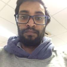 Sudeshan的用戶個人資料
