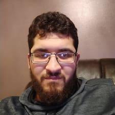 Användarprofil för Ahmed