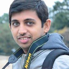 Perfil do utilizador de Pranav