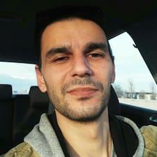 Emir的用戶個人資料