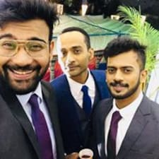 Dhanush - Uživatelský profil
