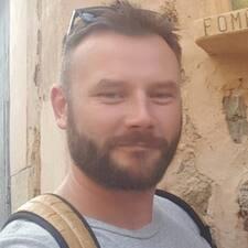 Profil Pengguna Wojciech