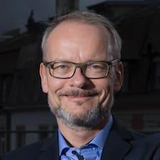 Användarprofil för Jörg Erwin