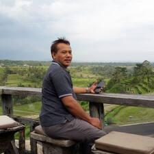 Wikan felhasználói profilja