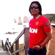 Profil utilisateur de Mohd Sofi