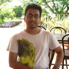 Användarprofil för Soumyajit