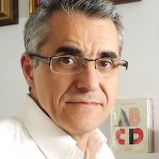 โพรไฟล์ผู้ใช้ Antonio José