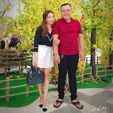 Nutzerprofil von Hong