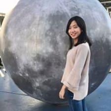 Minhsuan felhasználói profilja