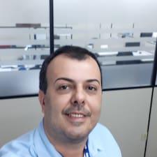 José Edson felhasználói profilja