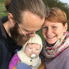 Profil utilisateur de Louise, Kim Og Morten